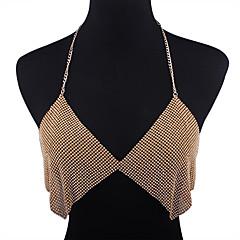 Žene Nakit za tijelo Tijelo Chain / Belly Chain Moda kostim nakit Legura Jewelry Za Party/večernja odjeća Stage Klub