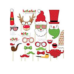 Papel Cartão Decorações do casamento-29Peça/Conjunto Natal