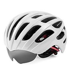 Unisexo Moto Capacete N/D Aberturas Ciclismo Ciclismo de Montanha Ciclismo de Estrada Ciclismo de Lazer Ciclismo S: 52-55CM