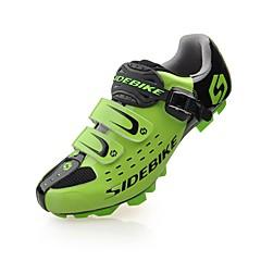 BOODUN/SIDEBIKE® J050178 Fietsschoenen Mountainbikeschoenen Heren Slijtvast Waterbestendig Draagbaar Ultra Licht(UL) BergracenPU Ademend