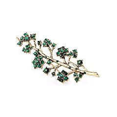 Mulheres Broches Moda Personalizado Euramerican bijuterias Liga Jóias Para Casamento Festa Ocasião Especial
