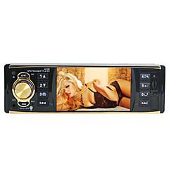4019b 1 автомобильный радиоусилитель звука 1din usb aux fm радиостанция bluetooth handfree с дистанционным управлением fm радиокамера mp5