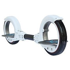 Tekerlekli Patenler 2 Tekerlekli Beyaz Siyah