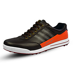 Chaussures de Golf Homme Golf Vestimentaire Respirable Entraînement Pour tous les jours Sport extérieur Utilisation Exercice SportifPU de