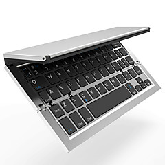 Faltende bewegliche mini Universal drahtlose bluetooth 3.0 Tastatur