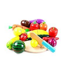 Tue so als ob du spielst Gemüse friut Kinder