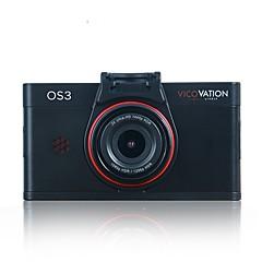 Ambarella 1440 x 1080 DVR para Carro 3polegadas Tela 4689 Câmera Automotiva