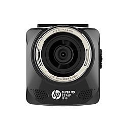 HP 1296P 車のDVR 2.4 インチ スクリーン ダッシュカム
