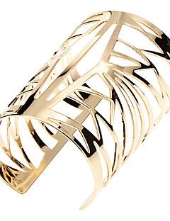 Dame Manchetarmbånd Vintage Armbånd Unikt design kostume smykker Mode Ædelsten Legering Smykker Smykker Til Afslappet Julegaver