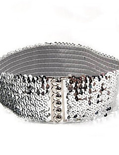 Women Faux Leather Waist Belt,Casual