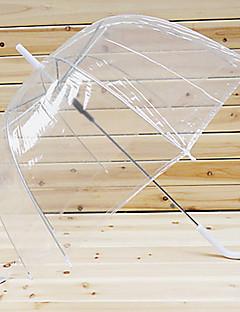 Lolita Accessoires Klassiek en Tradtioneel Lolita Lolita See Through Lolita-accessoires Paraplu Effen Voor PVC