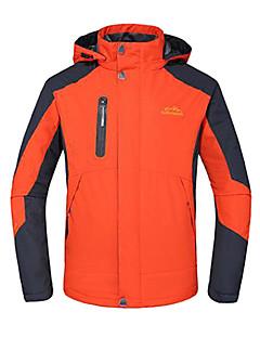 Homens Jaqueta de Trilha Prova-de-Água A Prova de Vento Isolado Respirável Jaqueta de Inverno Blusas para Esqui Acampar e Caminhar