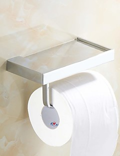 Toiletrulleholder / KromMessing /Moderne