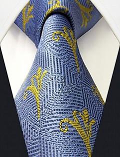 Cravate Décontracté Soie,Homme Imprimé