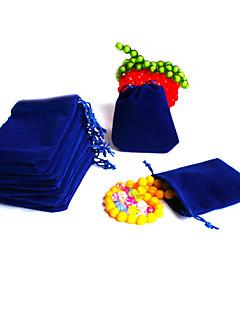 Smykkeposer Tøy Mørkeblå