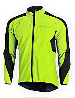 Nuckily Cycling Jacket Women's Unisex Long Sleeves Bike Fleece Jackets Jersey Tops Bottoms Clothing Suits Waterproof Thermal / Warm