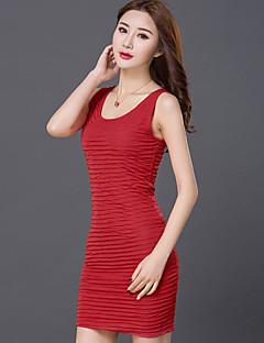 New Summer Women Sleeveless Dress