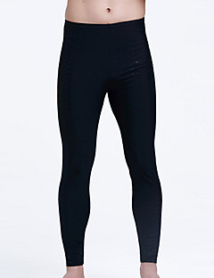 SBART Férfi Szörfruha nadrág Nedves ruhák Dive Skins Ultraibolya biztos Tömörítés Tactel Búvárruha Vízhőbuvárruha Fürdőruha-Búvárkodás