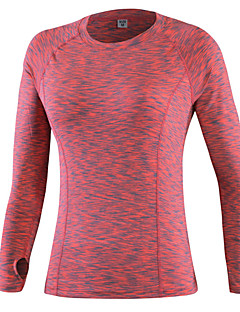 Ανδρικά Tricou de Drumeție Γρήγορο Στέγνωμα Φοριέται Αναπνέει Άνετο Ρούχα συμπίεσης Μπολύζες για Γιόγκα Φυσική Κάτάσταση Αγωνιστικό
