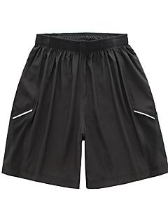 Homens Shorts de Corrida Secagem Rápida Respirável Tiras Refletoras Meia-calça Bandanas Calças para Ioga Correr Taekwondo Exercício e