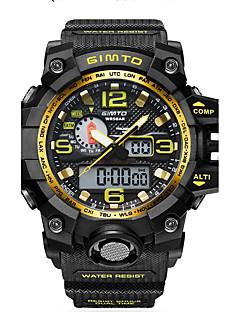 Herrn Kinder Sportuhr Militäruhr Kleideruhr Modeuhr Armbanduhr Einzigartige kreative Uhr Armbanduhren für den Alltag Digitaluhr Chinesisch
