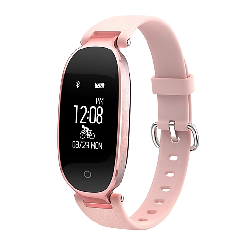 YYS3 Women Smart Bracelet Smartwatch Android iOS Bluetooth Sports  Waterproof Heart Rate Monitor APP Control Touch Screen Pulse Tracker  Activity