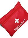 Trousse de premiers soins Randonnee Kit de Secours Rouge pcs