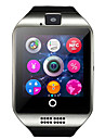 smart klocka Q18 med pekskärm kamera för Android och iOS telefon