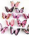 Animale Perete Postituri 3D Acțibilduri de Perete Autocolante de Perete Decorative Material Re-poziționabil Pagina de decorarede perete