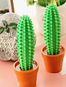 Verde Cactus în formă de pix
