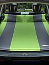 Matelas de voiture Double(cm)PVC Portable Confortable Ajustable Gonflable