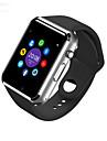 bluetooth smarta klocka W8 armbandsur sport stegräknare sim-kort Smartwatch för iOS och Android smartphone