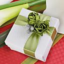 お買い得  ギフトホルダー-立方体 カード用紙 好意のホルダー とともに 花 リボン ラッピングボックス/ギフトボックス