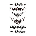 cheap Temporary Tattoos-Tattoo Sticker Body / Arm Temporary Tattoos #(5) Totem Series Special Design / Disposable Body Arts Party / Evening / Prom