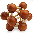 cheap Wooden Puzzles-Balls Wooden Puzzle IQ Brain Teaser Professional Level Speed Wooden Classic & Timeless Boys' Gift
