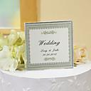 hesapli Düğün Hediyeleri-kişiselleştirilmiş kristal düğün pastası kaban - sade şıklığı