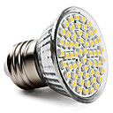 cheap LED Bulbs-3.5W 300-350lm E26 / E27 LED Spotlight PAR38 60 LED Beads SMD 3528 Warm White 220-240V