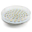 baratos Lâmpadas LED de Foco-4W 300-350lm GX53 Lâmpadas de Foco de LED 60 Contas LED SMD 3528 Branco Quente 220-240V