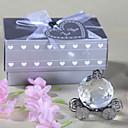 Χαμηλού Κόστους Πρακτικές Μπομπονιέρες-Κρύσταλλο Κρυστάλλινα αντικείμενα Παράνυφος / Κορίτσι Λουλουδιών / Διακομηστής Δαχτυλιδιών Γάμου / Επέτειος / Γενέθλια -