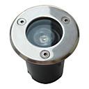 preiswerte Scheinwerfer-3000lm LED Flutlichter 1 LED-Perlen Hochleistungs - LED Warmes Weiß 100-240V
