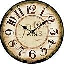 hesapli Rustik Duvar Saatleri-Euro bölgesi ülkesi duvar saati