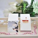 halpa Hääservetit-Yksilöllinen tulitikkulaatikko Materiaali / Kova kartonki Wedding Kunniamerkit Häät / Party Klassinen teema / Wedding Kaikki vuodenajat