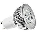 preiswerte LED-Spotleuchten-4 W 400 lm GU10 LED Spot Lampen MR16 4 LED-Perlen Hochleistungs - LED Abblendbar Warmes Weiß 220-240 V