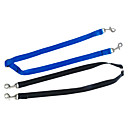 cheap Dog Collars, Harnesses & Leashes-Dog Leash Dual/Double Nylon Black Blue