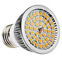 billige LED-lyspærer-1pc 6 W 500-550lm GU5.3 / B22 / E26 / E27 LED-spotpærer 48 LED perler SMD 2835 Varm hvit / Kjølig hvit / Naturlig hvit 110-240 V