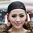 cheap Hair Braids-Comfortable High-grade Black Wig Cap