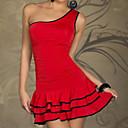 povoljno Seksi uniforme-Drugi kostimi Cosplay Nošnje Žene Halloween Karneval Festival / Praznik Lycra odjeća Crn / Crvena Kolaž