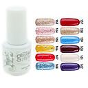 cheap Nail Glitter-sequins uv color gel nail polish no 157 168 5ml assorted colors