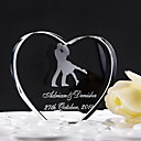 cheap Cake Toppers-Cake Topper Classic Theme Hearts Crystal Wedding Anniversary With Gift Box