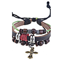 cheap Accessories For GoPro-Men's Women's Unisex - Charm Brown Bracelet For Party Special Occasion Birthday